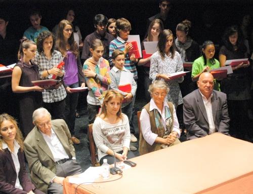 I Concurso Nacional Jóvenes Promesas de Violoncello «Jaime Dobato Benavente», Acto Inaugural