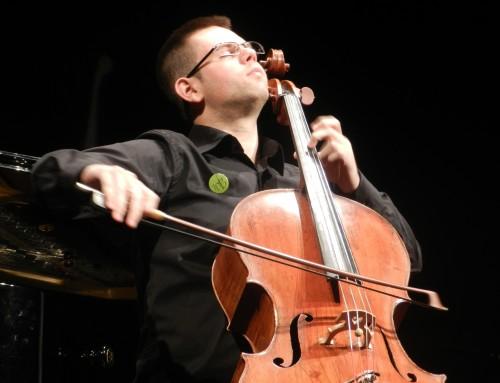 """VII Concurso Jóvenes Promesas de Violoncello """"Jaime Dobato Benavente"""""""