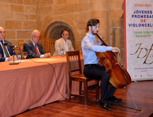 VI Concurso Jóvenes Promesas de Violoncello «Jaime Dobato Benavente»